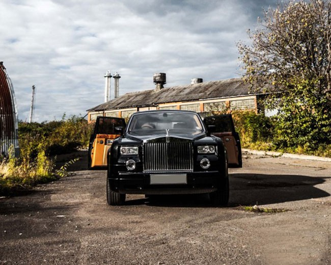 Rolls Royce Limo >> Rolls Royce Phantom - Black Hire | Photo Gallery