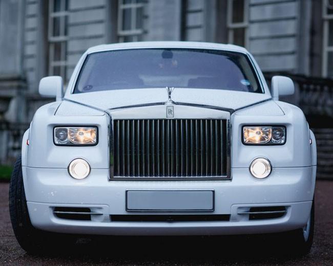Rolls Royce For Hire >> Rolls Royce Phantom - White Hire | Photo Galler