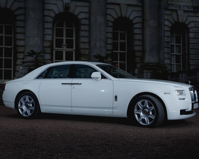 Rolls Royce For Hire >> Rolls Royce Phantom - White Hire | Photo Galler