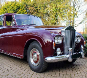 1960 Rolls Royce Phantom in Watford