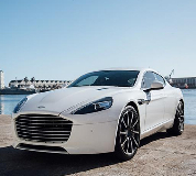 Aston Martin Rapide Hire in Watford