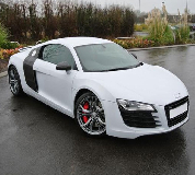 Audi R8 Hire in Watford