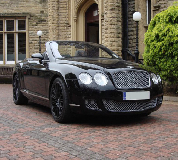 Bentley Continental Hire in Watford