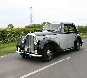 Bentley MK VI Hire in Watford