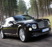 Bentley Mulsanne in Watford