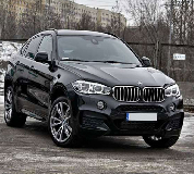 BMW X6 Hire in Watford