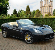 Ferrari California Hire in Watford