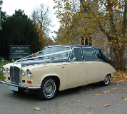 Ivory Baroness IV - Daimler Hire in Watford