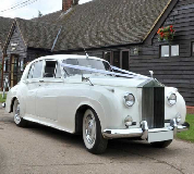 Marquees - Rolls Royce Silver Cloud Hire in Watford