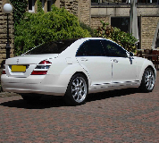 Mercedes S Class Hire in Watford