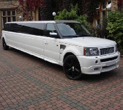 Range Rover Limo in Watford
