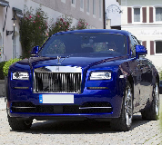 Rolls Royce Ghost - Blue Hire in Watford