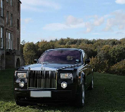 Rolls Royce Phantom - Black Hire in Watford